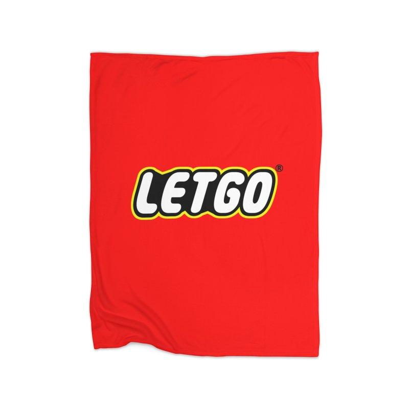 LETGO! Home Blanket by gasponce