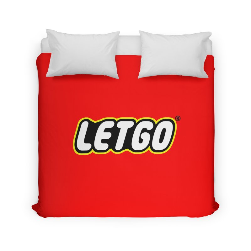 LETGO! Home Duvet by gasponce