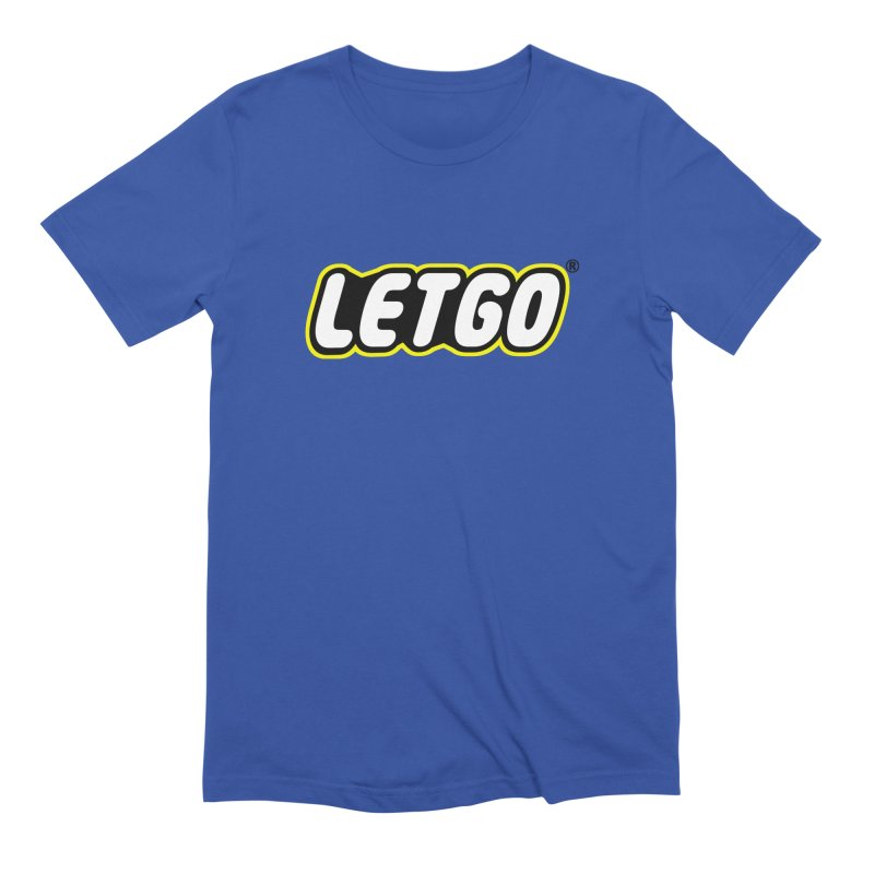 LETGO! Men's Extra Soft T-Shirt by gasponce