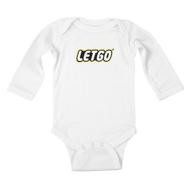 LETGO! Kids Baby Longsleeve Bodysuit by gasponce