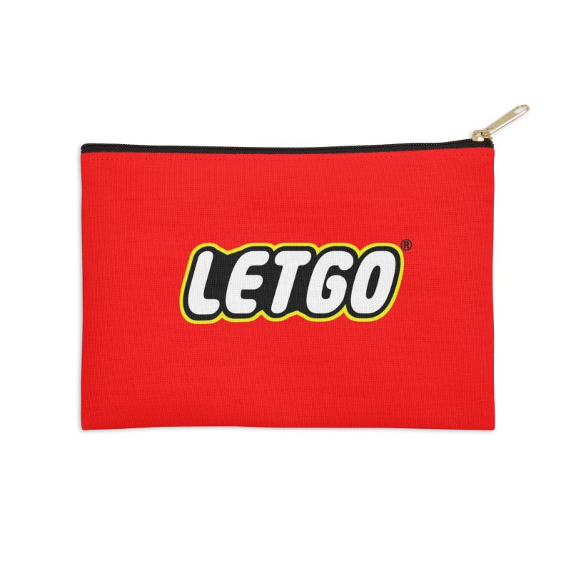 LETGO! Accessories Zip Pouch by gasponce