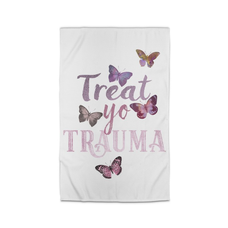 Treat yo Trauma Home Rug by gasponce