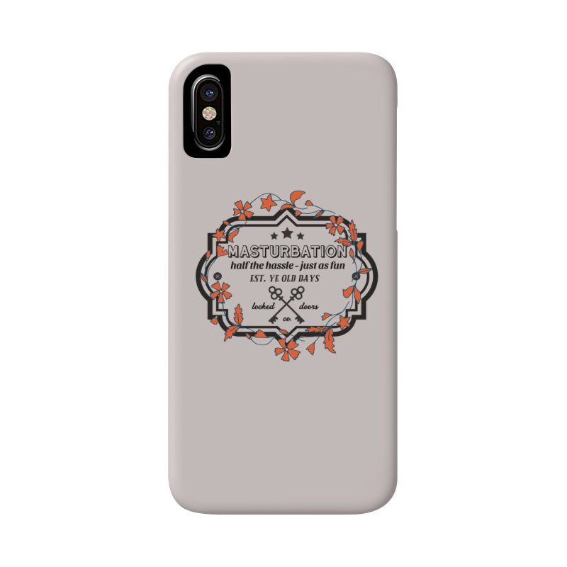 JERK CO Accessories Phone Case by gasponce