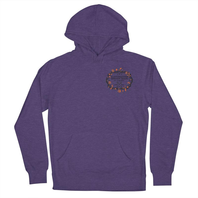 JERK CO Women's French Terry Pullover Hoody by gasponce