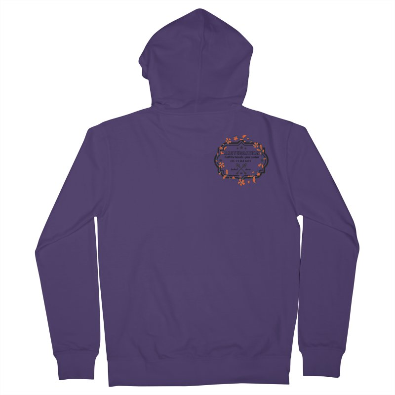 JERK CO Women's French Terry Zip-Up Hoody by gasponce