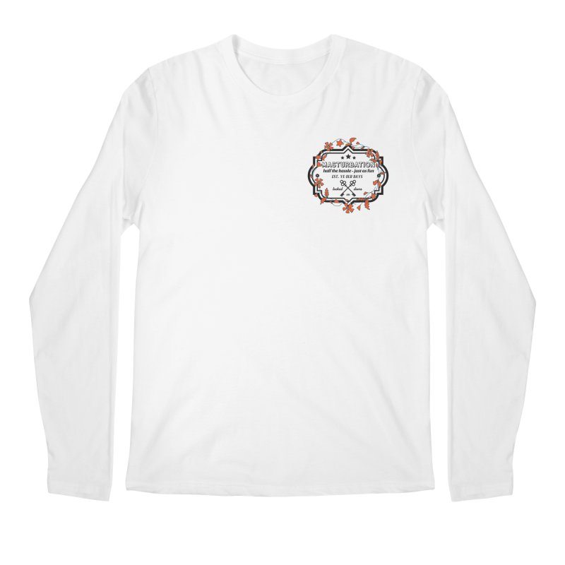 JERK CO Men's Regular Longsleeve T-Shirt by gasponce