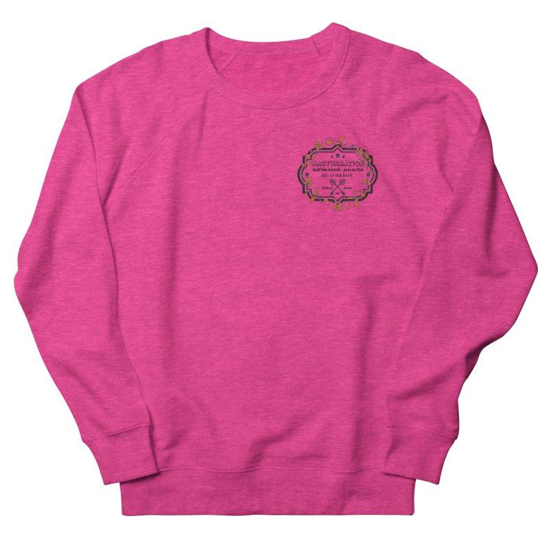 JERK CO Women's French Terry Sweatshirt by gasponce