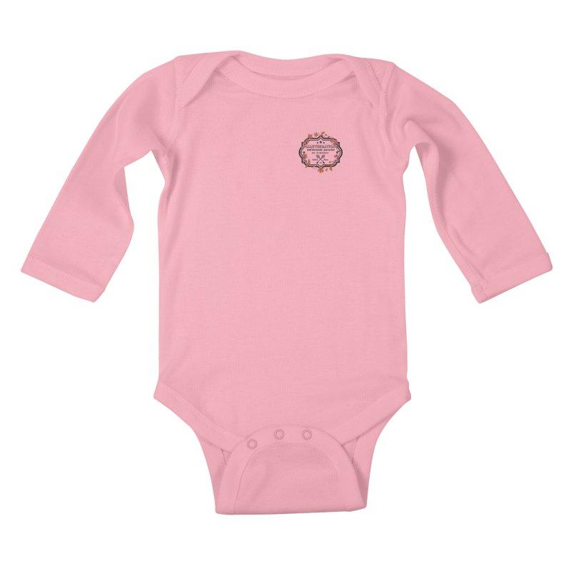 JERK CO Kids Baby Longsleeve Bodysuit by gasponce
