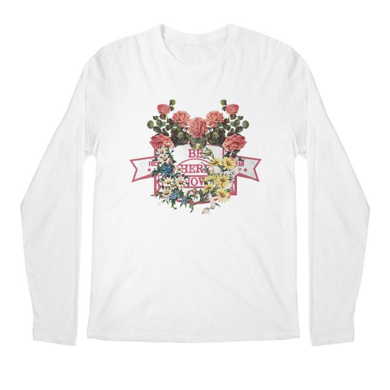 Just be Men's Regular Longsleeve T-Shirt by gasponce