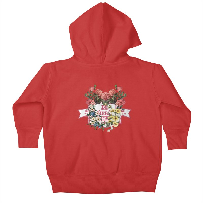 Just be Kids Baby Zip-Up Hoody by gasponce