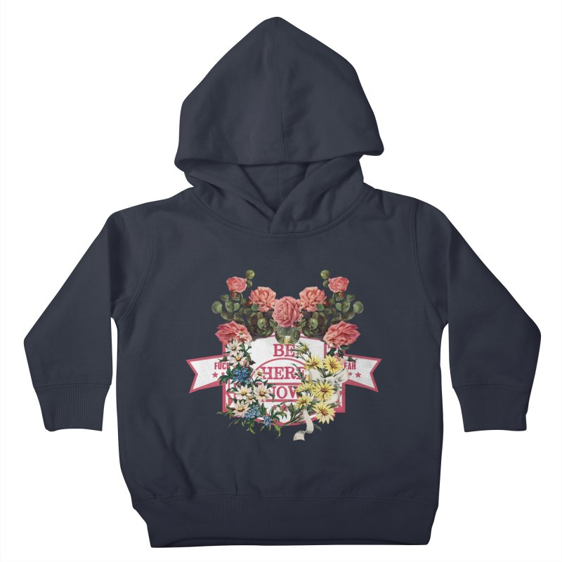 Just be Kids Toddler Pullover Hoody by gasponce