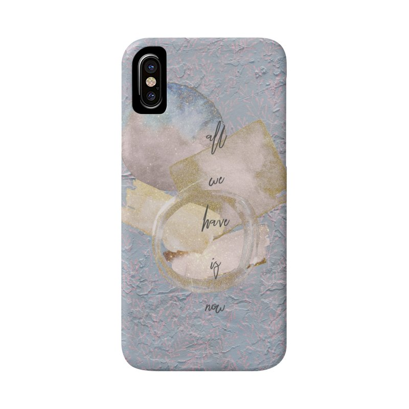 NOW Accessories Phone Case by gasponce