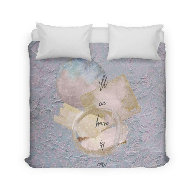 NOW Home Duvet by gasponce