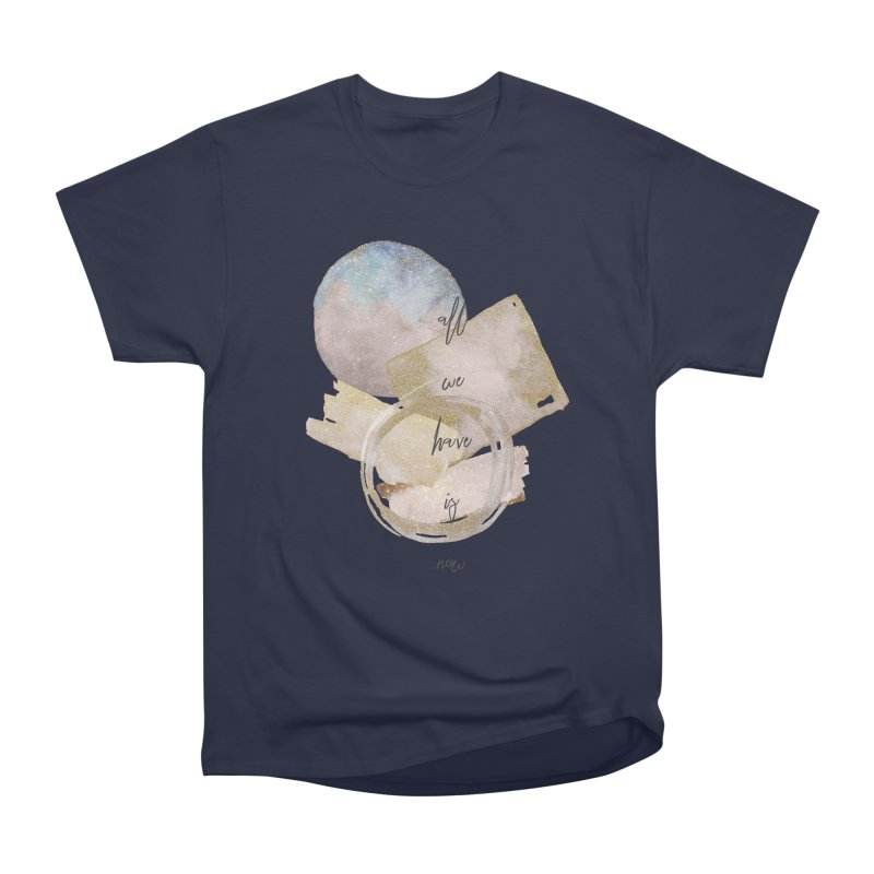 NOW Men's Heavyweight T-Shirt by gasponce