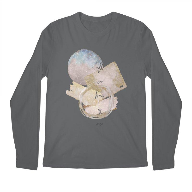 NOW Men's Regular Longsleeve T-Shirt by gasponce