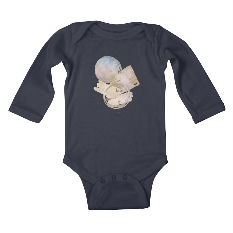 NOW Kids Baby Longsleeve Bodysuit by gasponce