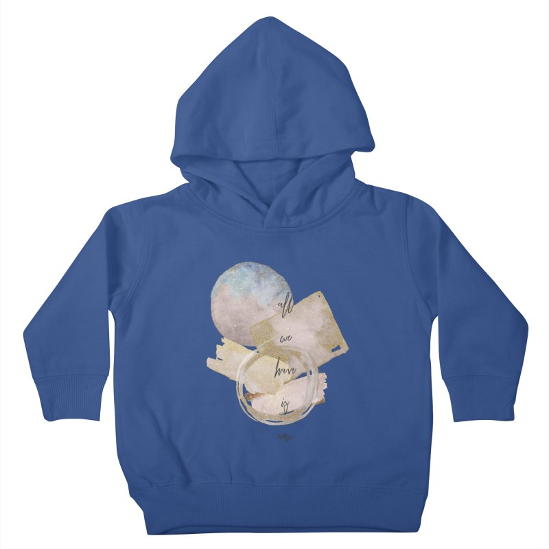 NOW Kids Toddler Pullover Hoody by gasponce