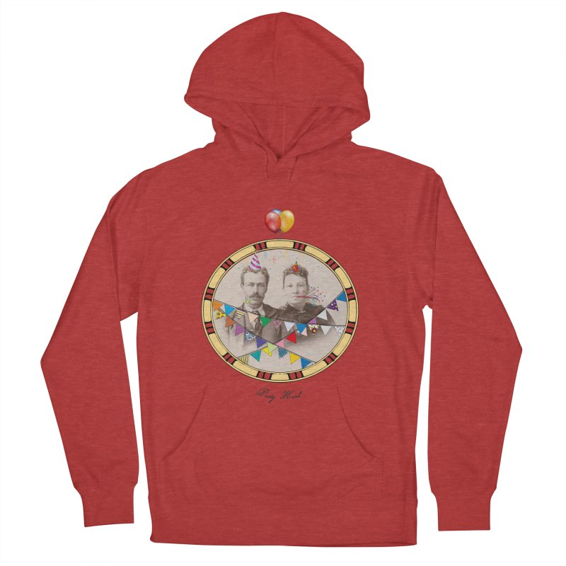 PARTY ! Women's French Terry Pullover Hoody by gasponce