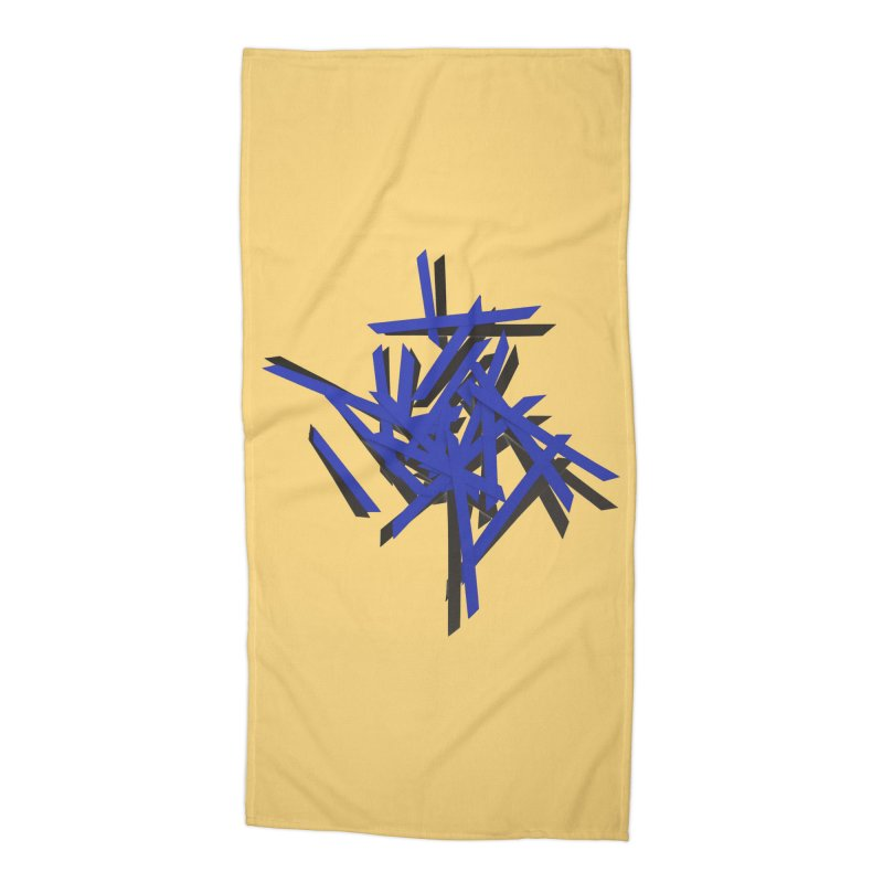 PSYCHE 2 Accessories Beach Towel by gasponce