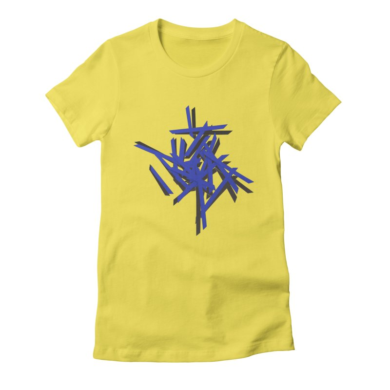 PSYCHE 2 Women's Fitted T-Shirt by gasponce