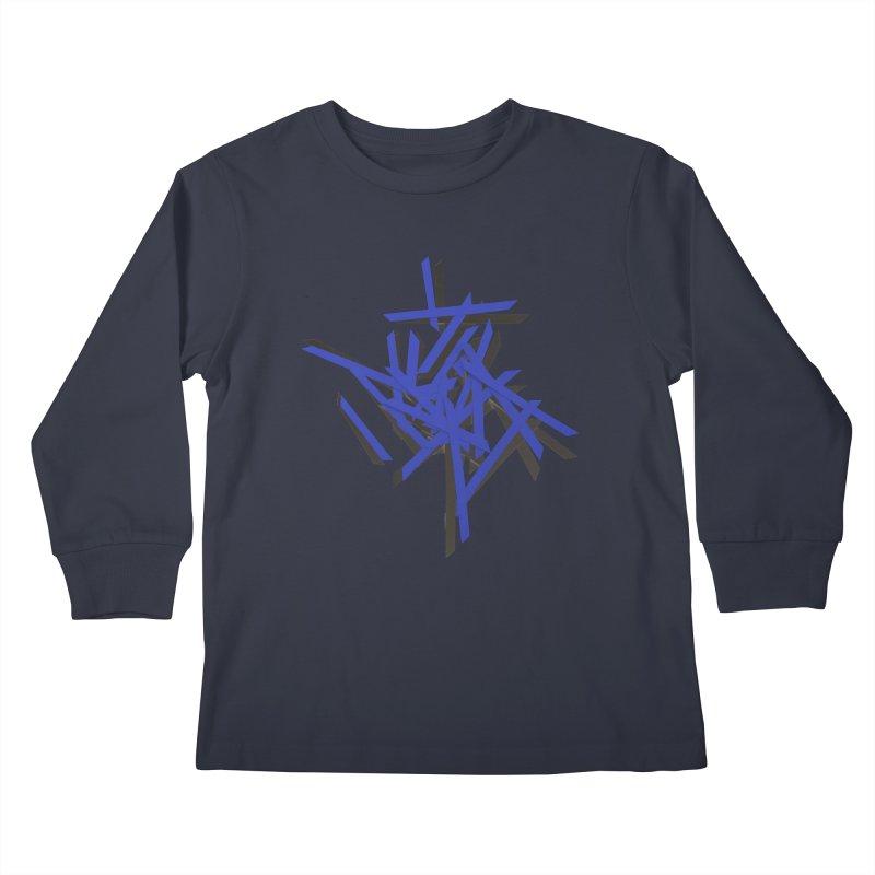 PSYCHE 2 Kids Longsleeve T-Shirt by gasponce