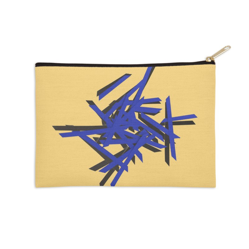 PSYCHE 2 Accessories Zip Pouch by gasponce