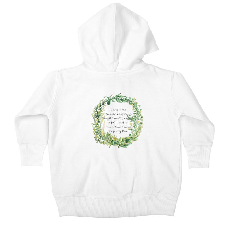 Body & Mind Kids Baby Zip-Up Hoody by gasponce