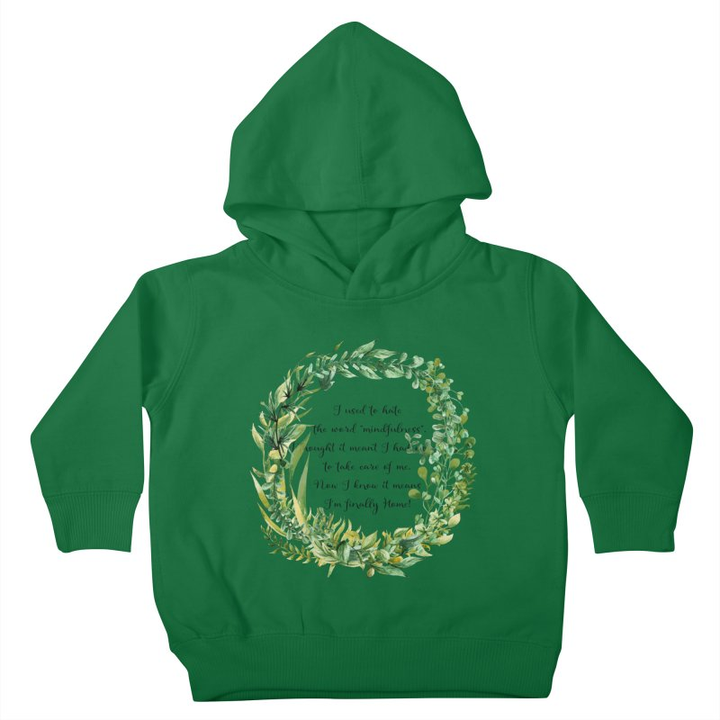 Body & Mind Kids Toddler Pullover Hoody by gasponce