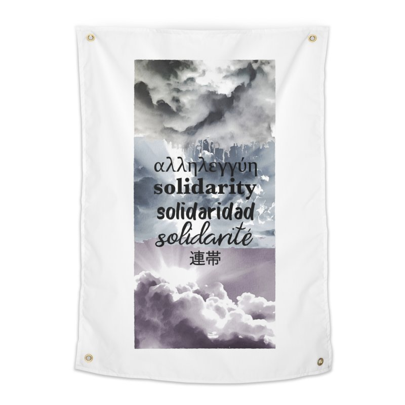 SOLIDARITY Home Tapestry by gasponce