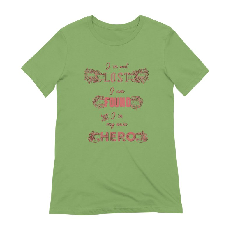 HERO Women's Extra Soft T-Shirt by gasponce