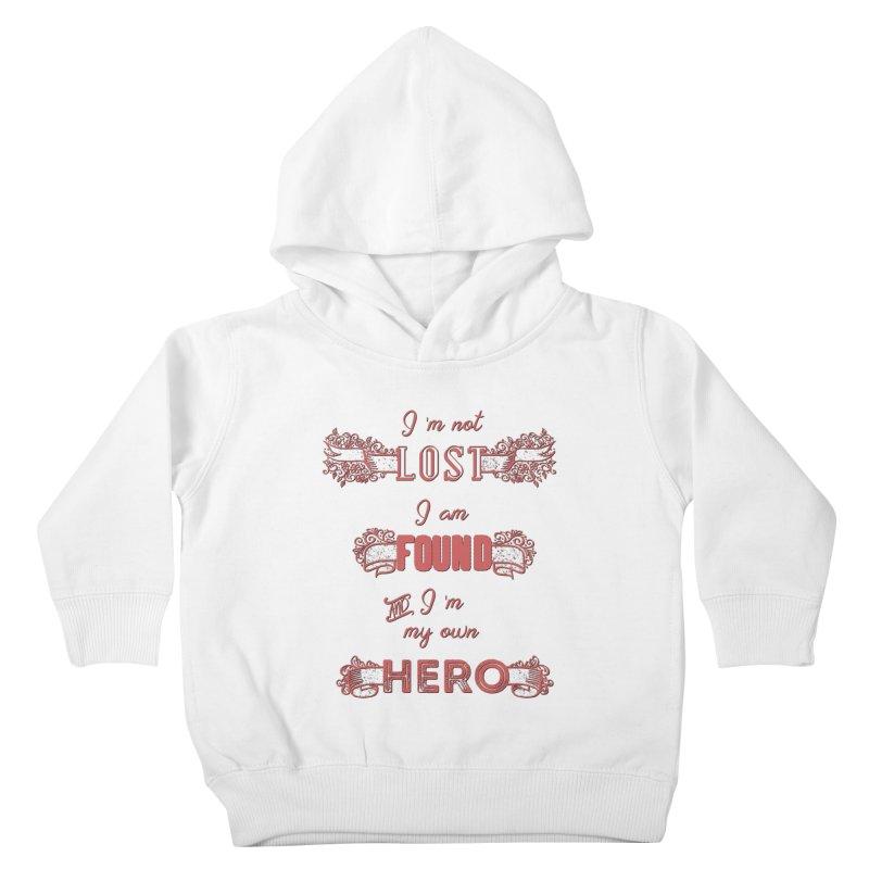 HERO Kids Toddler Pullover Hoody by gasponce