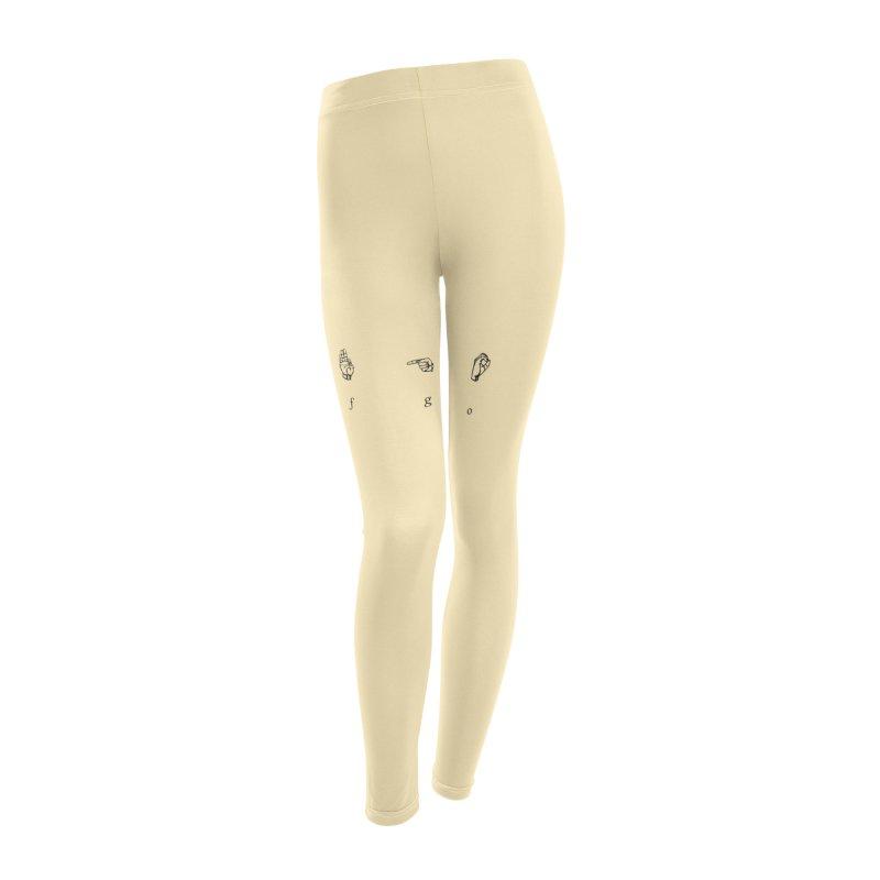 OMfG Women's Leggings Bottoms by gasponce