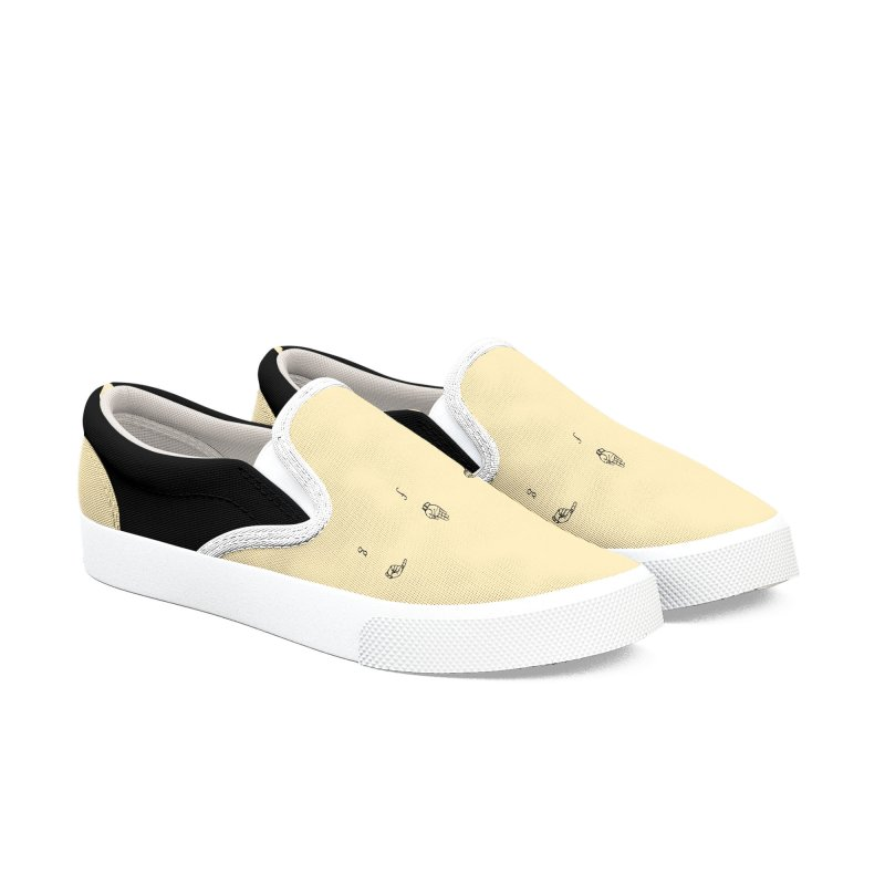 OMfG Women's Slip-On Shoes by gasponce