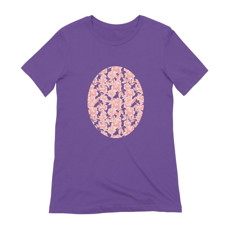 F*CK FEELINGS! CORAL Women's Extra Soft T-Shirt by gasponce