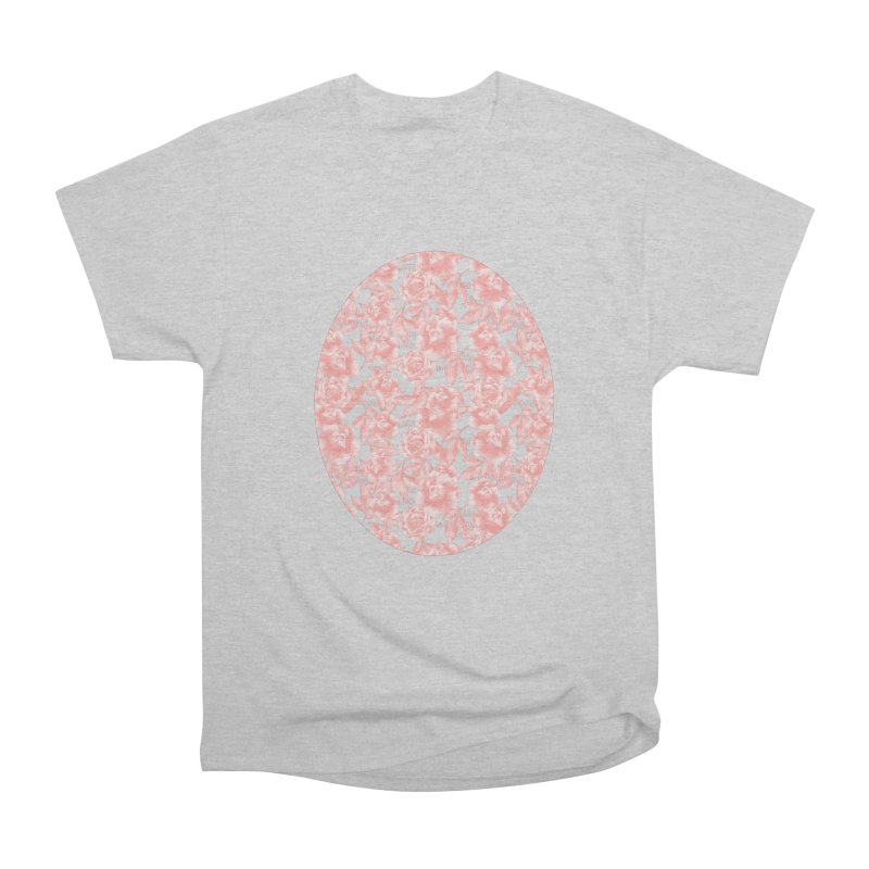 F*CK FEELINGS! CORAL Men's Heavyweight T-Shirt by gasponce