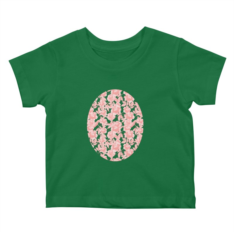 F*CK FEELINGS! CORAL Kids Baby T-Shirt by gasponce