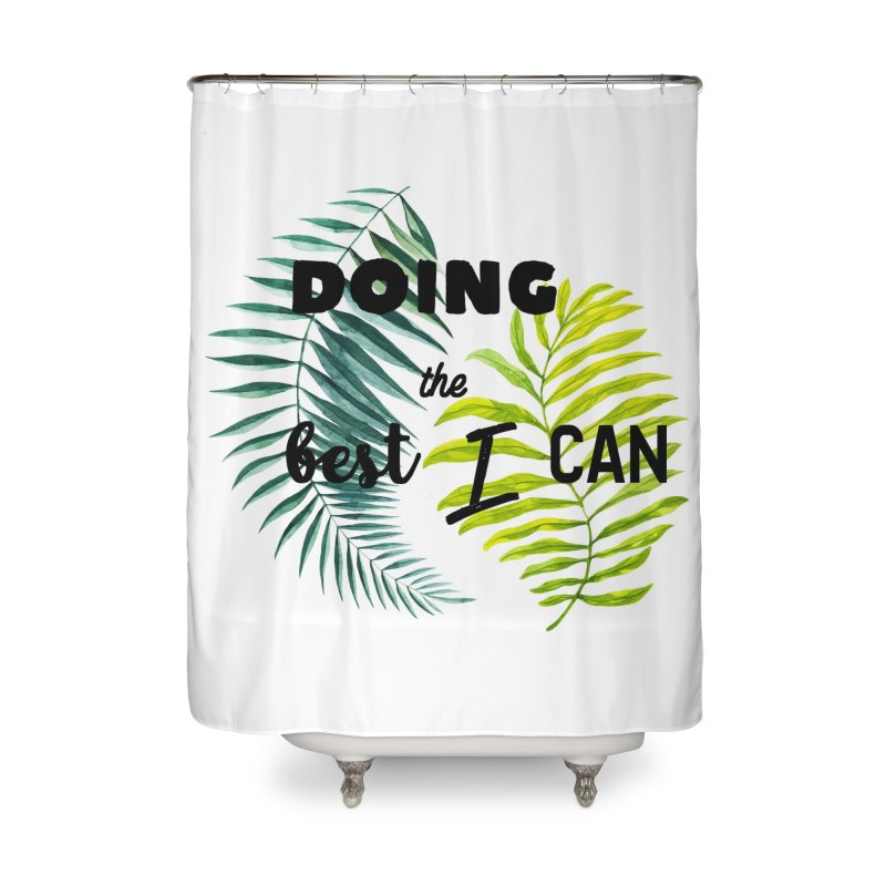 Best! Home Shower Curtain by gasponce