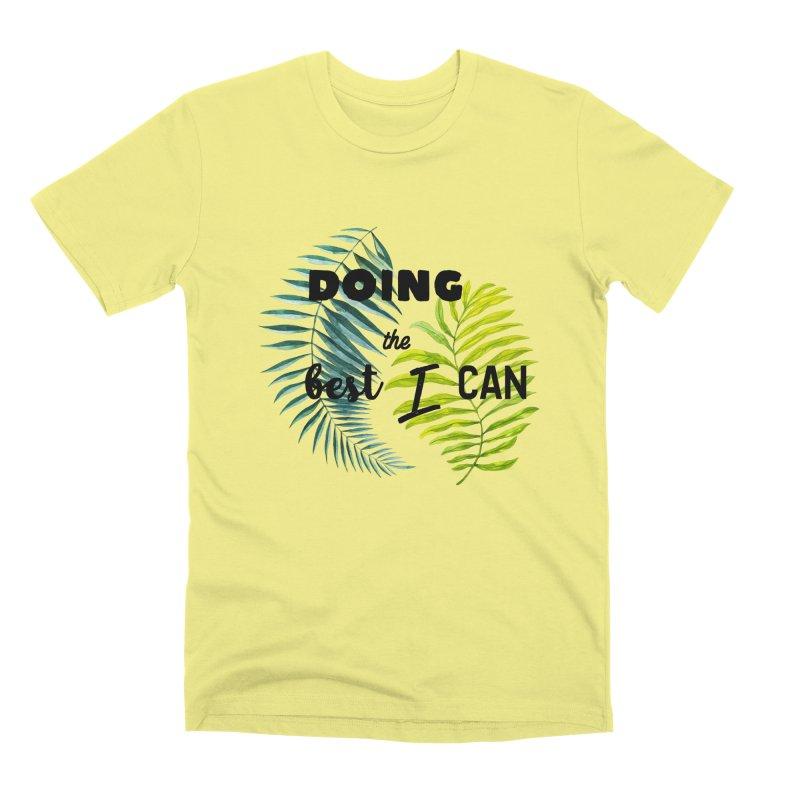 Best! Men's Premium T-Shirt by gasponce