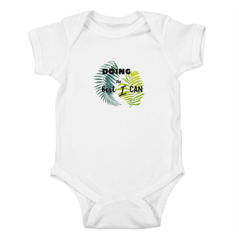 Best! Kids Baby Bodysuit by gasponce