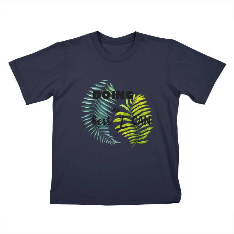 Best! Kids T-Shirt by gasponce