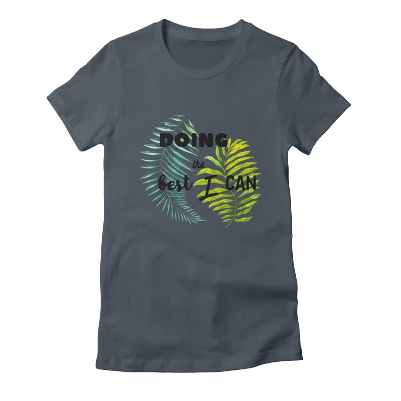 Best! Women's Fitted T-Shirt by gasponce
