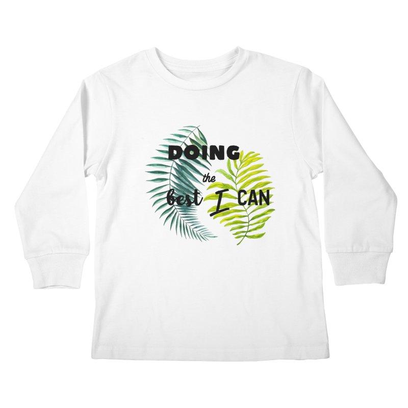 Best! Kids Longsleeve T-Shirt by gasponce