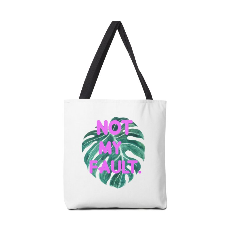 Fault! Accessories Tote Bag Bag by gasponce