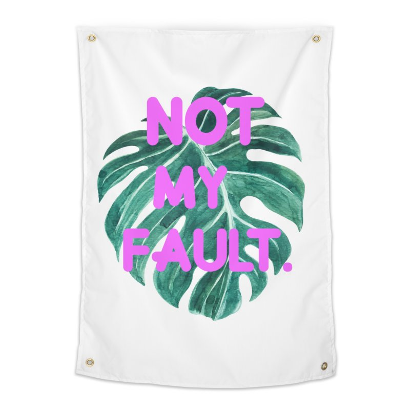 Fault! Home Tapestry by gasponce