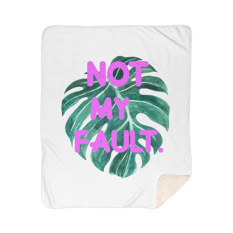 Fault! Home Blanket by gasponce