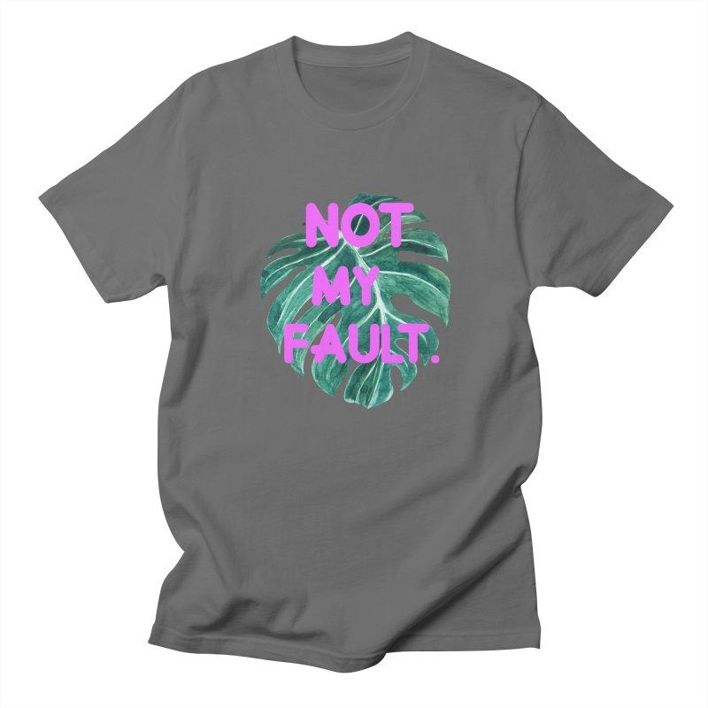 Fault! Men's T-Shirt by gasponce