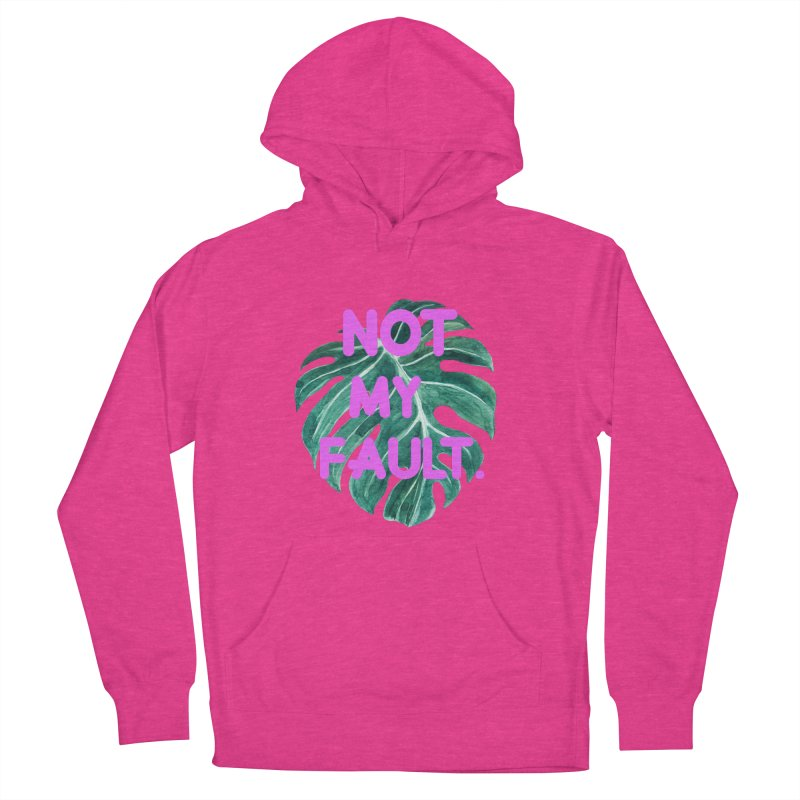 Fault! Women's French Terry Pullover Hoody by gasponce