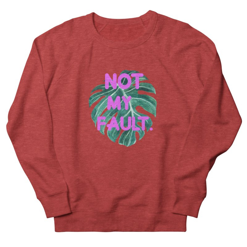 Fault! Women's French Terry Sweatshirt by gasponce