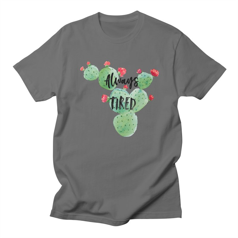 Tired! Men's T-Shirt by gasponce