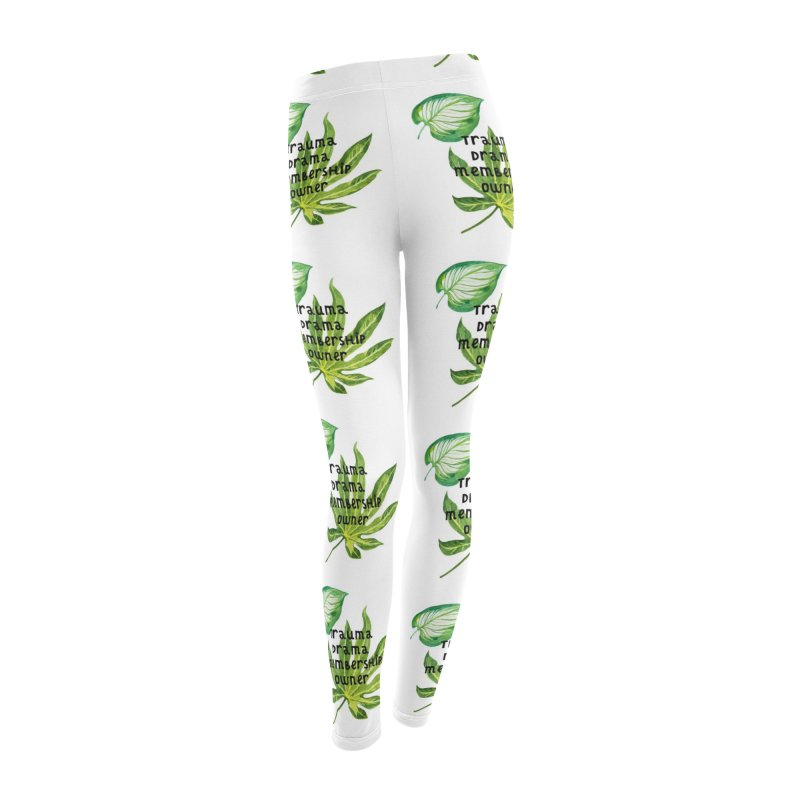 Trauma! Women's Leggings Bottoms by gasponce